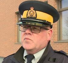 RCMP Media Relations Spokesman for P.E.I. Cpl. Scott Stevenson