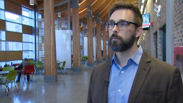 Scott MacPherson, dean of the school of construction at Calgary's SAIT Polytechnic, says the current economic situation for trades can be summed up with the words 'uncertainty' and 'change.'