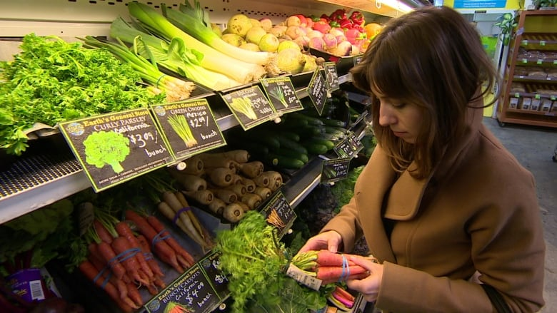 Downtown Winnipeggers working it out without a major grocery