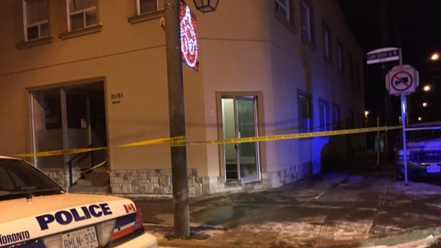Toronto police have arrested Frederick Leon, 20, in connection with a fatal shooing in Etobicoke on Tuesday.