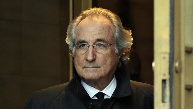 Bernie Madoff, who orchestrated largest known Ponzi scheme in history, dead at 82 | CBC News