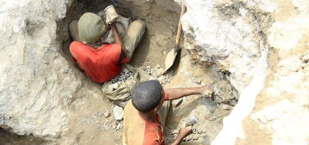 cobalt mine congo katanga
