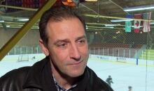 James Ikkers trumpet guy Ottawa hockey games Jan 18 2016