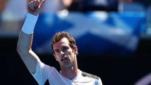 No. 2-ranked Andy Murray, who advanced to the second round of the Australian Open on Tuesday, became the latest tennis star to comment on the sport's reported match-fixing issue.
