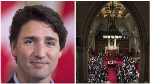Prime Minister Justin Trudeau says today's Senate appointments will 'help advance the important objective to transform the Senate into a less partisan and more independent institution.'