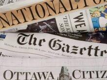Former Edmonton Journal editor Margo Goodhand says Postmedia's future looks bleak.