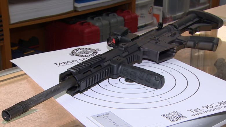 Toronto police to get military-style assault rifles | CBC News