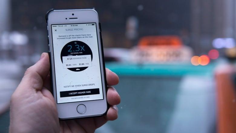 Uber Toronto Phone Number >> Growth Of Uber Lyft