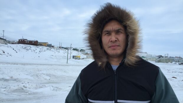 'If you don't give up and you reach out you could live,' said Johnny Issaluk, an athlete who has won many medals in traditional Inuit games - and grappled with suicidal thoughts. 'You living can make a difference for other people.'