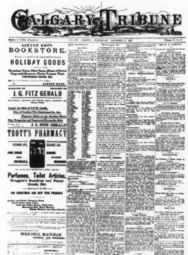 The Calgary Tribune
