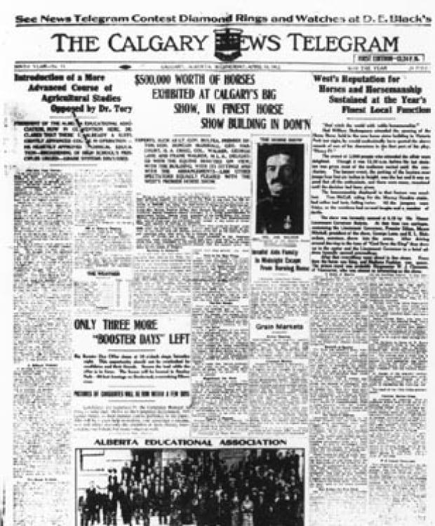 The Calgary News Telegram