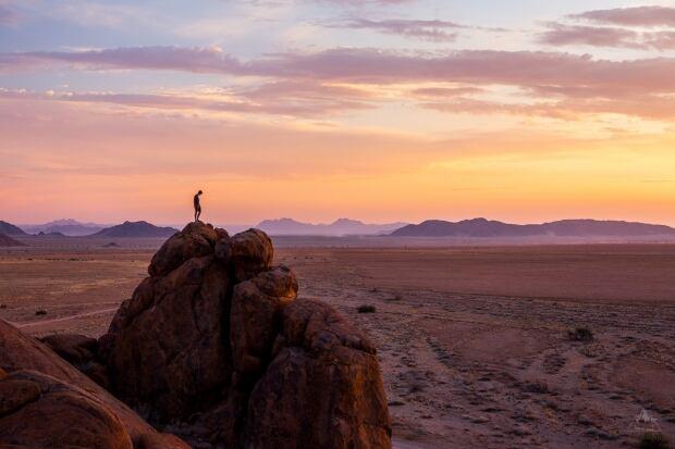 Sossusvlei Namibia by Callum Snape