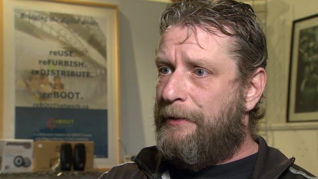 Guy Wakeman with Reboot Vancouver says he's 'devastated' by two recent break-ins.