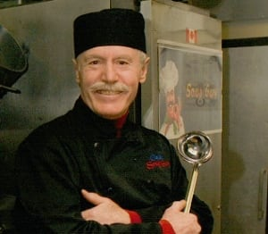 Claudio Fracassi, Soup Guy Plus, Ottawa