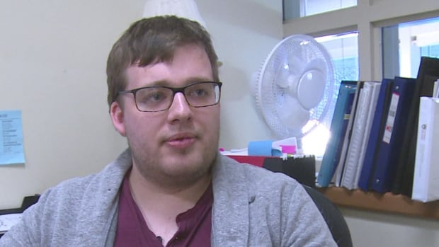 Johnathan Rix of the UPEI Student Union says the announcement of changes to P.E.I.'s student loan program is good news news for students.