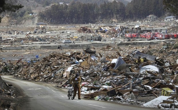Surviving a Tsunami