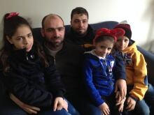 valley welcome syrian refugee family eganville