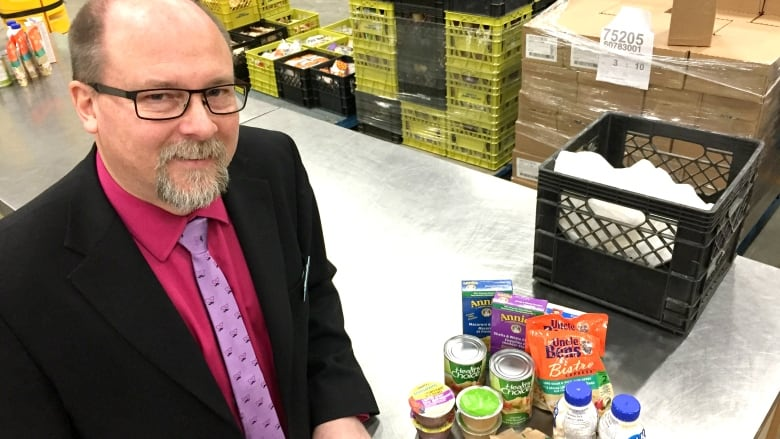 Province promises food banks can now serve meals — but Calgary Food Bank CEO says that's not exactly new