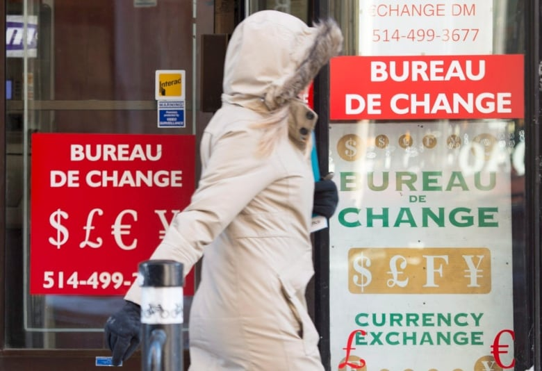 Currency exchange how to get more for your downward dollars cbc