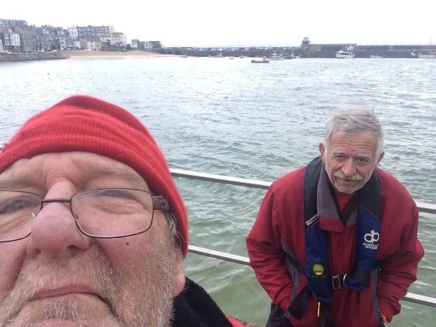Bob Weise and Steve Shapiro