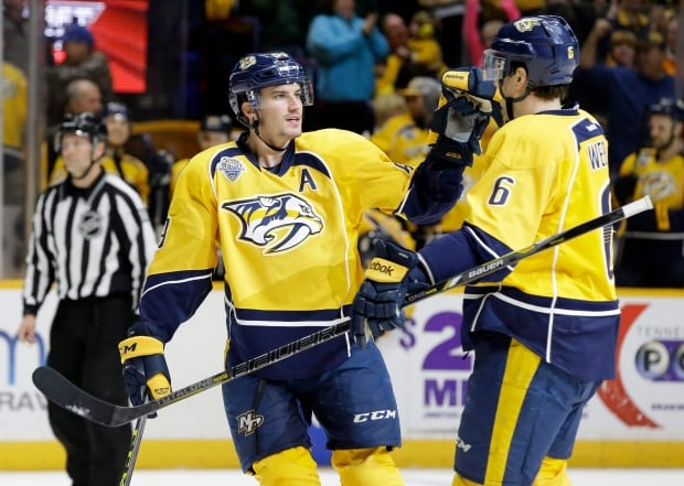 Canadiens Predators Hockey