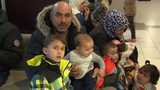 Government-sponsored Syrian refugees initially lived in Ottawa hotels in 2015-2016 as they waited for permanent housing. Among several frustrations in their new country: Syrian family names were often misspelled on official documents.