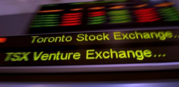 TSX Ticker, May 10, 2013