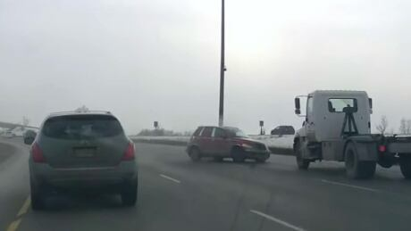 Deerfoot Collision Jan 20