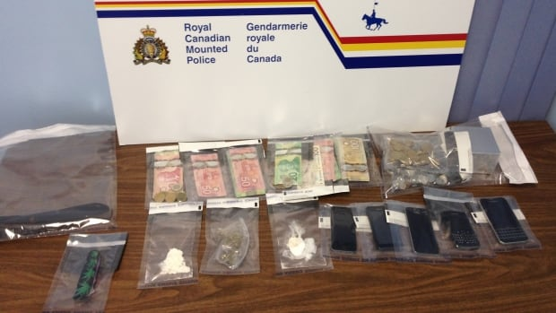 Hay River RCMP seized 30 grams of crack cocaine, 30 grams of marijuana, as well as a significant quantity of cash and drug paraphernalia during a search of a home in the West Channel area around 1 p.m. Jan. 20.