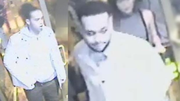 Calgary Police believe these two men may help them identify a third suspect involved in the Ten X nightclub shooting on Jan. 10, 2016.