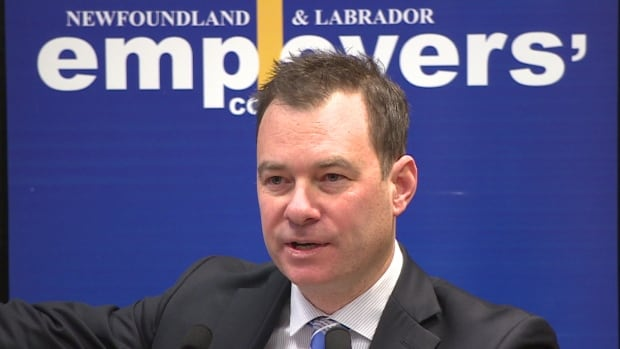 "The Newfoundland and Labrador Employers' Council Executive Director Richard Alexander says the province's lack of fiscal action is ""disappointing"" and ""scary."""