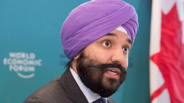 "Briefing material for Navdeep Bains, the new economic development minister, has been drawn up to highlight several ""key areas of challenge"" facing Canada and businesses in the global digital economy."