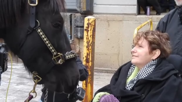 Stephanie McManus, who suffered from an aggressive form of blood cancer passed, away Thursday morning, less than 24 hours after a final goodbye to her horse Luna.