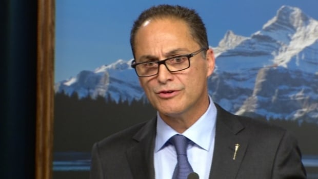 Alberta Finance Minster Joe Ceci said Thursday he was disappointed to hear more opposition to the proposed Energy East pipeline coming out of Quebec.
