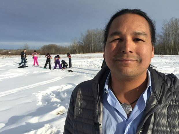 Jeff Horvath, Tsuut'ina First Nation High School principal