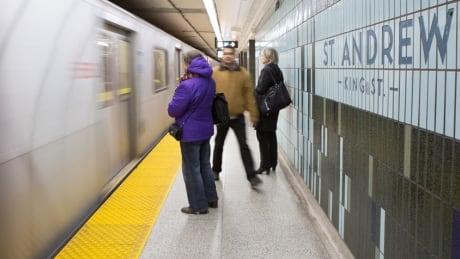 Toronto TTC subway