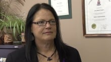 Lisa Cooper, Native Council of PEI chief and president