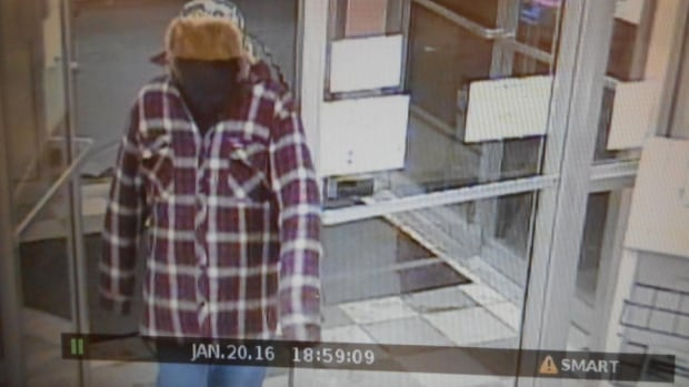 RCMP are asking for the public's help to identify a man who tried to hold the up Foodland in Belledune on Wednesday.