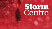 Storm Centre blizzard