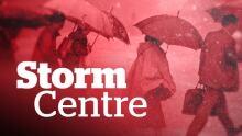 Storm Centre rain