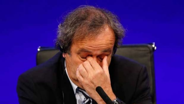 Michel Platini, seen here in a May 2013 file photo, will not have his UEFA presidency overturned while he battles an eight-year FIFA ban, the organization announced Friday.