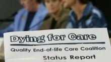 Palliative care coalition