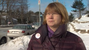 JoAnn Alberstat, a spokeswoman for Halifax Typographical Union