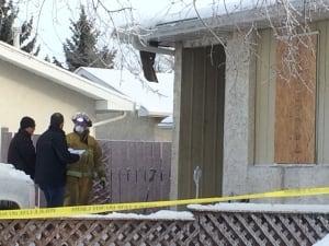 Fatal duplex fire Regina 374 Markwell Drive