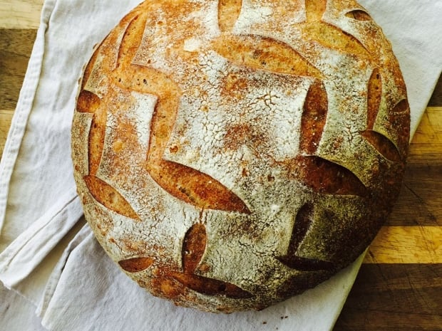 sourdough Jamie Harling