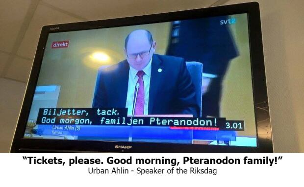 SVT Pterandon
