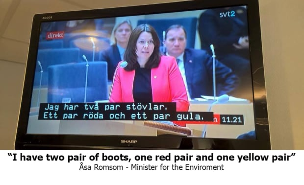 SVT boots