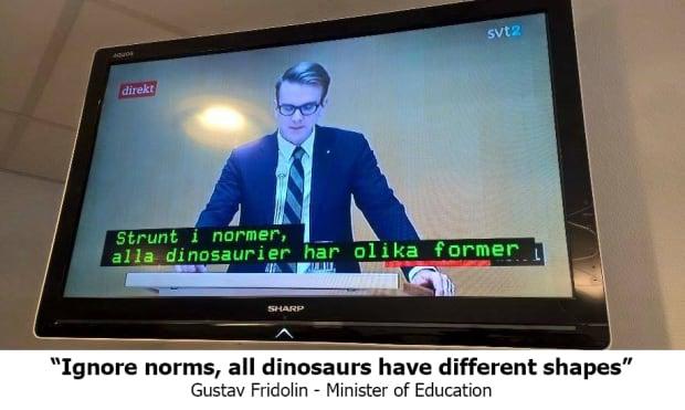 SVT dinosaur rights