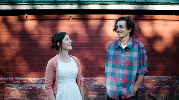Britt Embry and her husband Justin Girard run Hearts and Roots in Elie, Man. Embry said Instagram has really helped their business get off the ground.