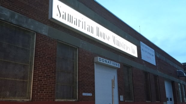 Samaritan House is the largest food bank in Brandon Man., handing out between 1,400 and 1,600 hampers each month.